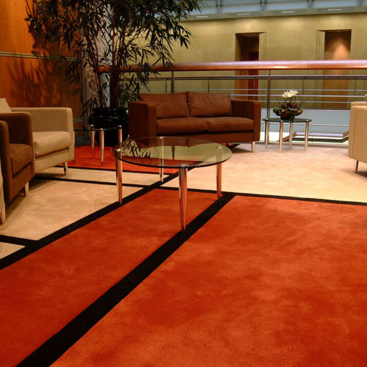 Commercial Reception Area Rugs